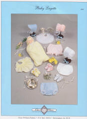 Chery Williams Patterns baby layette