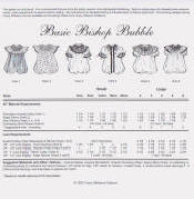 Chery Williams Patterns Basic Bishop Bubble