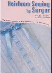 Heirloom Sewing by Serger