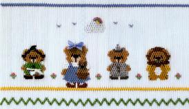some ''bear'' over the rainbow (02, 03, 08)