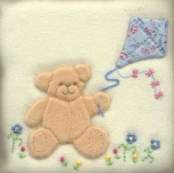Windflower Bear